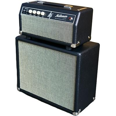 MILKMAN SOUND 1 x 12 Cabinet - Jupiter Alnico - Salt and Pepper