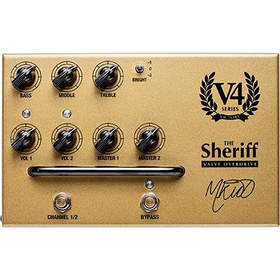 VICTORY AMPLIFICATION V4 The Sheriff Preamp Pedal