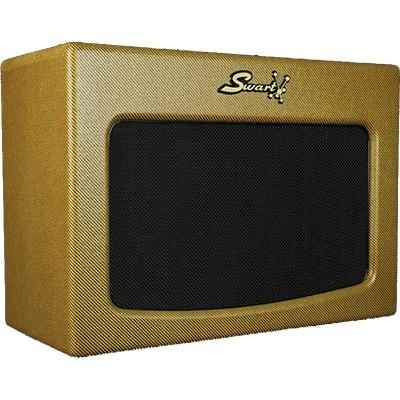 SWART AMPS AST 1x12 Cabinet - Alnico Cream Amplifiers Swart Amps
