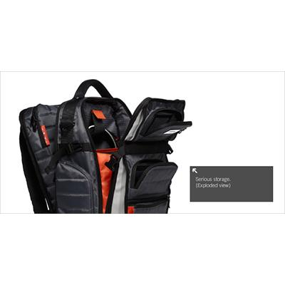 MONO Flyby DJ Back Pack