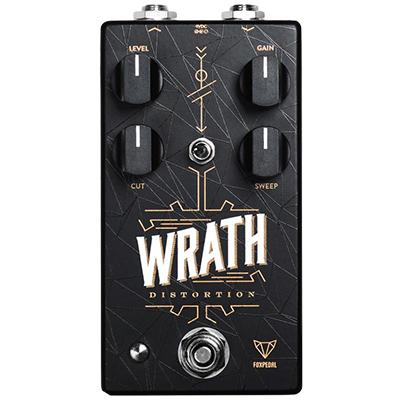 FOXPEDAL Wrath V2 Pedals and FX Foxpedal