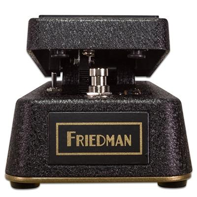 FRIEDMAN Gold 72 Wah Pedal Pedals and FX Friedman Amplification