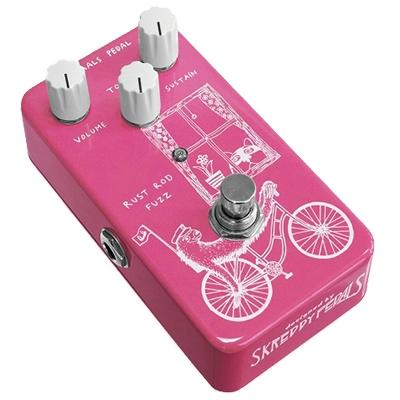 ANIMALS PEDAL Rust Rod Fuzz by Skreddy Pedals and FX Animals Pedal