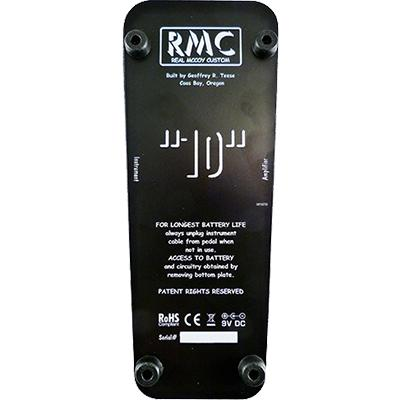 REAL MCCOY CUSTOM RMC-10 Wah Pedals and FX Real McCoy Custom
