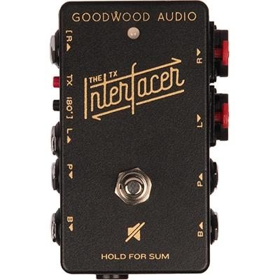 GOODWOOD AUDIO The Interfacer TX Pedals and FX Goodwood Audio