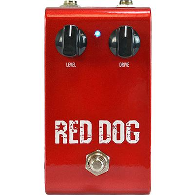 ROCKBOX Red Dog Pedals and FX Rockbox Electronics