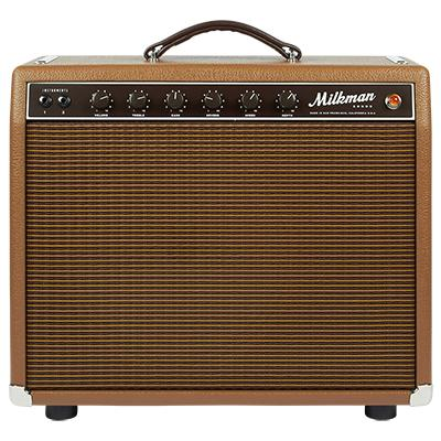 MILKMAN SOUND 10W Pint - Jupiter Alnico - Chocolate Amplifiers Milkman Sound