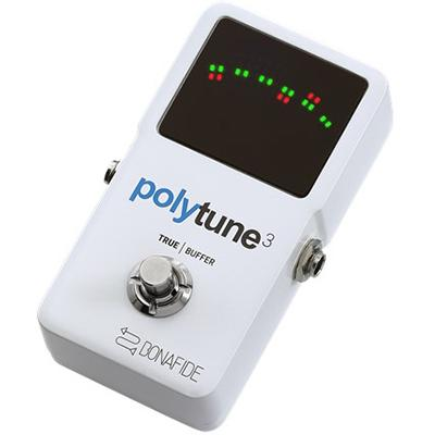 TC ELECTRONIC PolyTune-3 Guitar Tuner Pedals and FX TC Electronic
