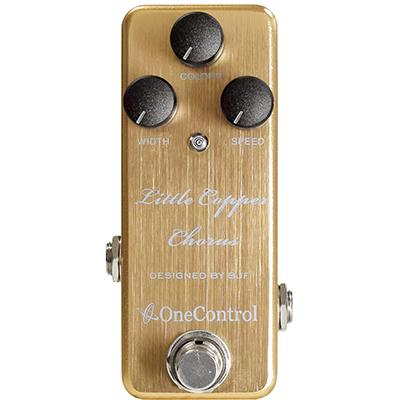 ONE CONTROL Little Copper Chorus Pedals and FX One Control