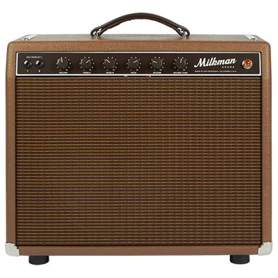 MILKMAN SOUND 40W Pedal Steel Mini - Ceramic - Chocolate Amplifiers Milkman Sound