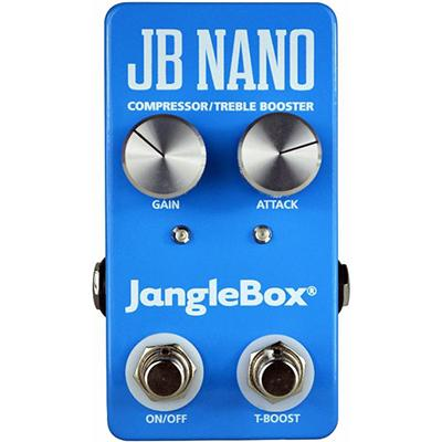 JANGLEBOX JB Nano Pedals and FX Janglebox