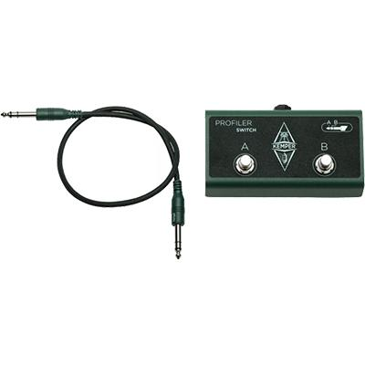 KEMPER 2 Way Footswitch Pedals and FX Kemper