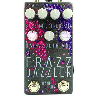 DR. SCIENTIST Frazz Dazzler V2 Pedals and FX Dr. Scientist