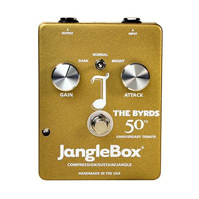 JANGLEBOX Byrds 50th LE Pedals and FX Janglebox