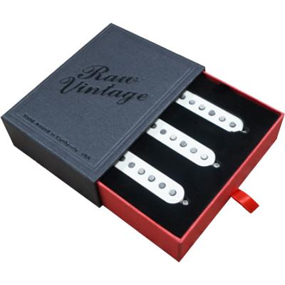 RAW VINTAGE USA Single Coil Pickups - RV-50 3 Piece Set Pickups Raw Vintage
