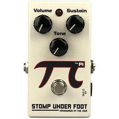 STOMP UNDER FOOT The PI Pedals and FX Stomp Under Foot