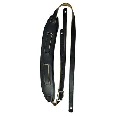 SOULDIER STRAPS Vintage Saddle Strap - Black Accessories Souldier Straps