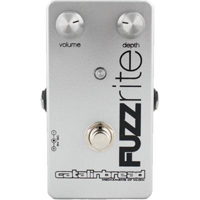 CATALINBREAD Fuzzrite Pedals and FX Catalinbread