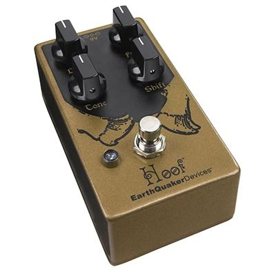EARTHQUAKER DEVICES Hoof Pedals and FX Earthquaker Devices