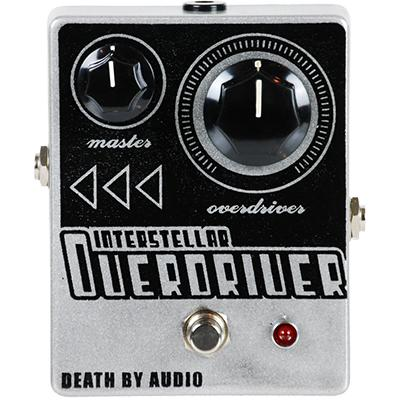 DEATH BY AUDIO Interstellar Overdriver Standard Pedals and FX Death By Audio