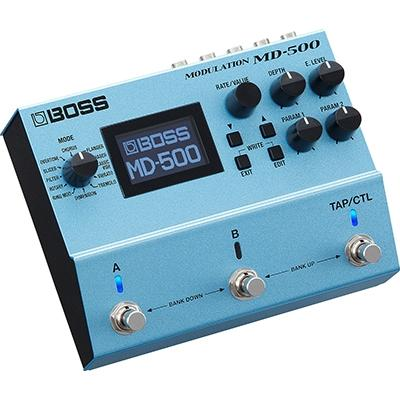 BOSS MD-500 Modulation Pedals and FX Boss