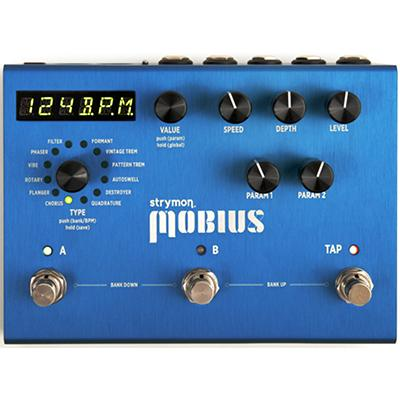 STRYMON Mobius Pedals and FX Strymon