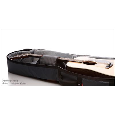 MONO Acoustic Dreadnaught Guitar Case Black (In-Store Only) Accessories Mono Cases