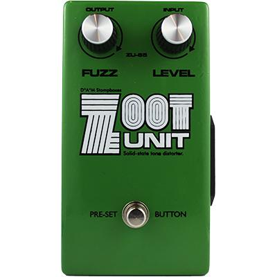 D*A*M Zoot Unit ZU-65 Deluxe Guitars EXCLUSIVE Pedals and FX D*A*M