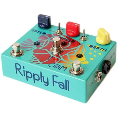 JAM PEDALS Ripply Fall Pedals and FX Jam Pedals