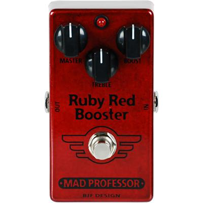 MAD PROFESSOR Ruby Red Booster (PCB Version) Pedals and FX Mad Professor