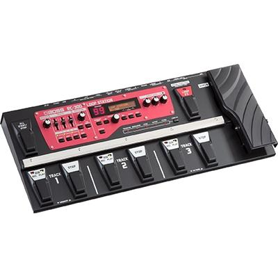 BOSS RC-300 Loop Station Pedals and FX Boss