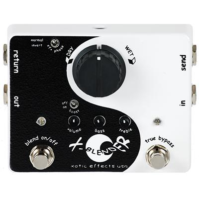 XOTIC X Blender Pedals and FX Xotic