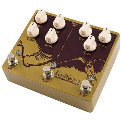 EARTHQUAKER DEVICES Hoof Reaper Pedals and FX Earthquaker Devices