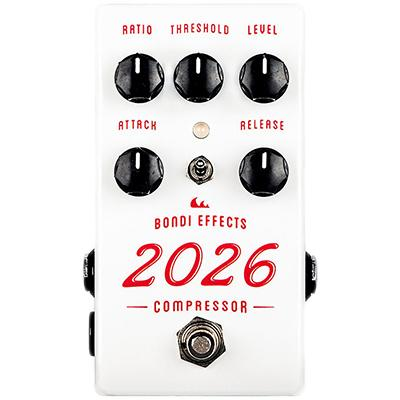 BONDI EFFECTS 2026 Compressor Pedals and FX Bondi Effects