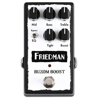 FRIEDMAN Buxom Boost Pedal Pedals and FX Friedman Amplification