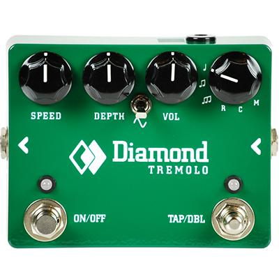 DIAMOND Tremolo Pedals and FX Diamond Pedals