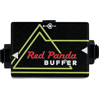 RED PANDA Buffer Pedals and FX Red Panda