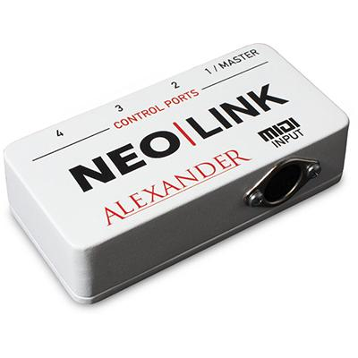 ALEXANDER PEDALS Neo Link Pedals and FX Alexander Pedals