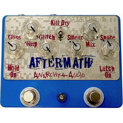 ANARCHY AUDIO Aftermath Pedals and FX Anarchy Audio