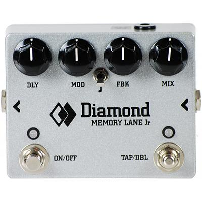 DIAMOND Memory Lane Junior Pedals and FX Diamond Pedals