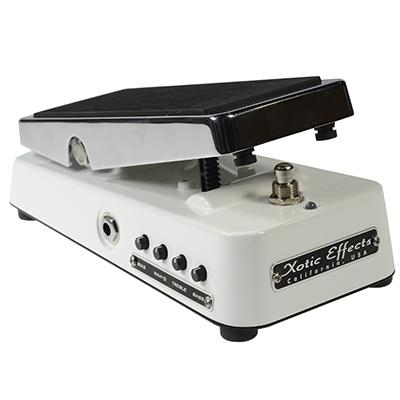 XOTIC Wah Pedals and FX Xotic