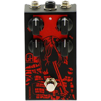 GREENHOUSE Nobrainer Distortion Pedals and FX Greenhouse Effects