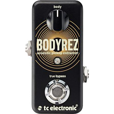 TC ELECTRONIC Body Rez Pedals and FX TC Electronic