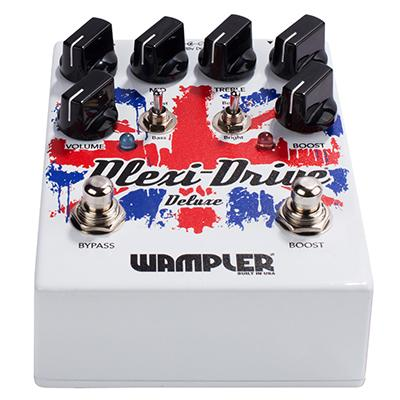 WAMPLER Plexidrive Deluxe Pedals and FX Wampler