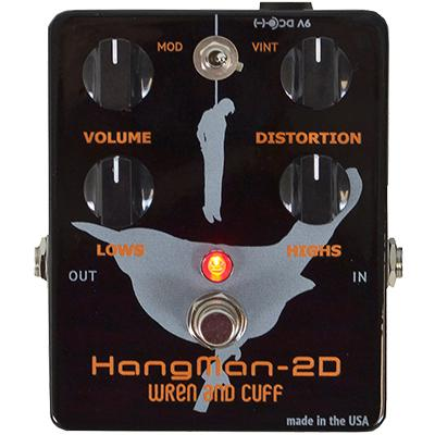 WREN and CUFF Hangman Pedals and FX Wren And Cuff