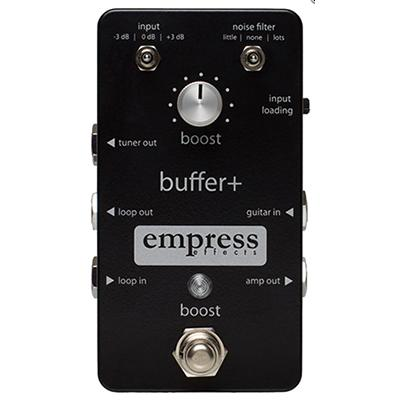 EMPRESS EFFECTS Buffer Plus Pedals and FX Empress Effects