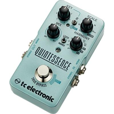 TC ELECTRONIC Quintessential Harmonizer Pedals and FX TC Electronic