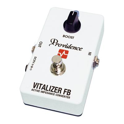 PROVIDENCE VFB-1 Vitalizer FB Pedals and FX Providence