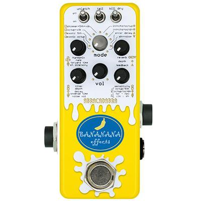 BANANANA EFFECTS ABRACADABRA Pedals and FX Bananana Effects