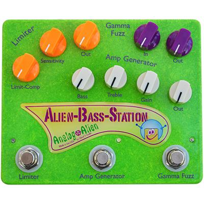 ANALOG ALIEN Bass Station